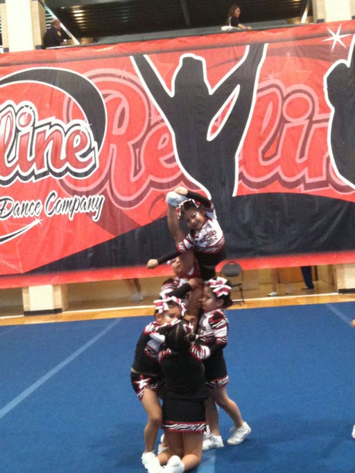 Bow & Arrow tiny stunt group