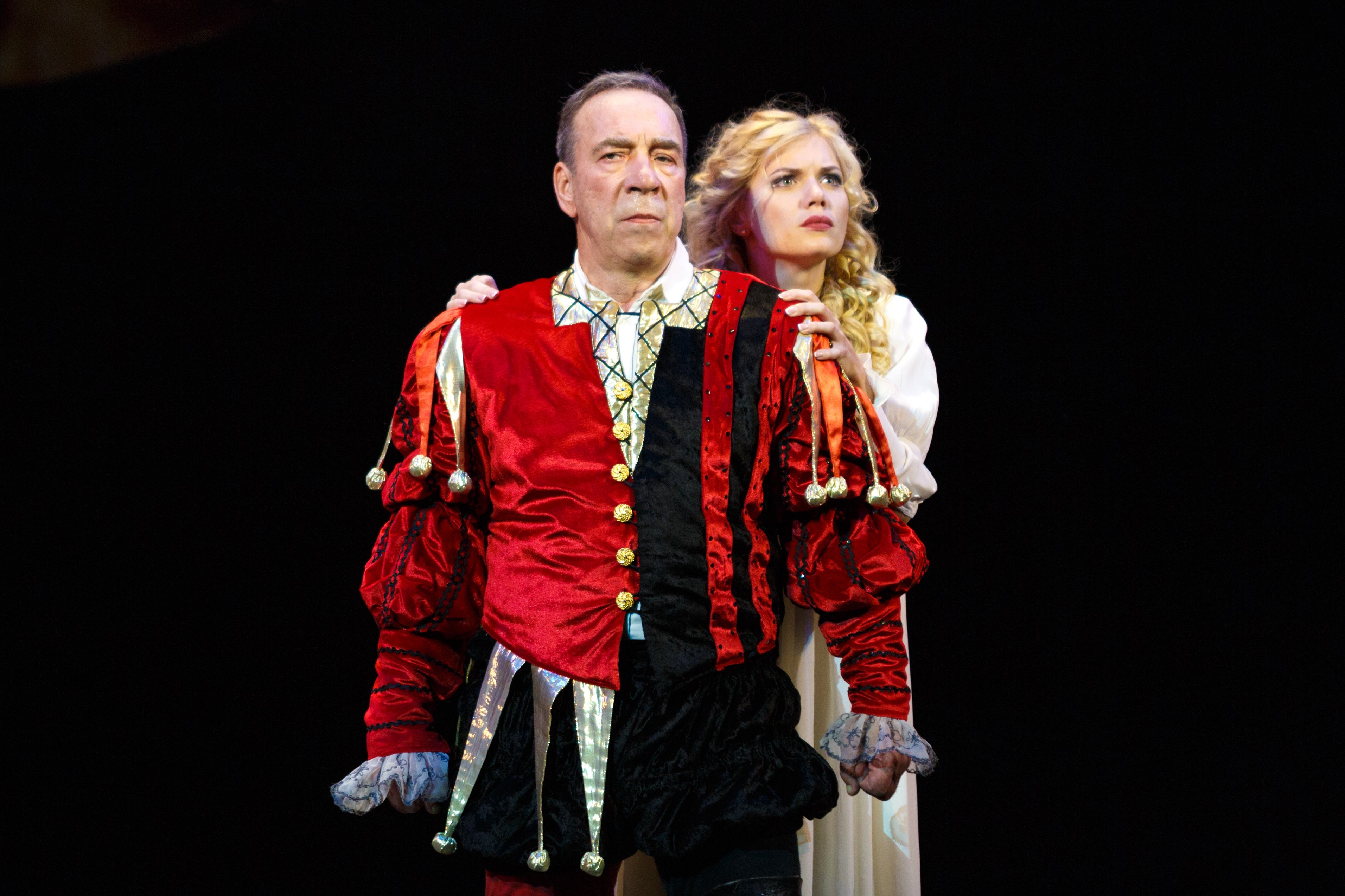 эротика в балете и опере