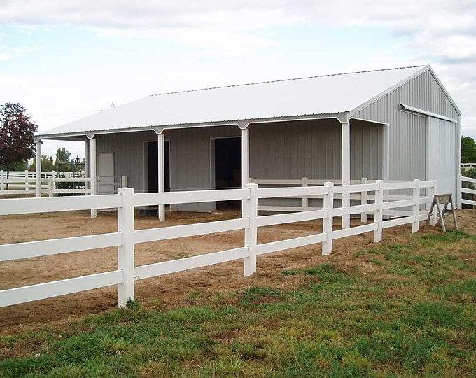 Rls builders gatlinburg home builders sevierville tn for Pole barns tennessee