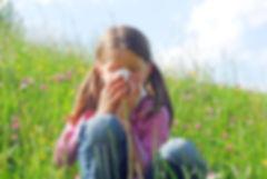 Alergia de la nariz, congestión nasal