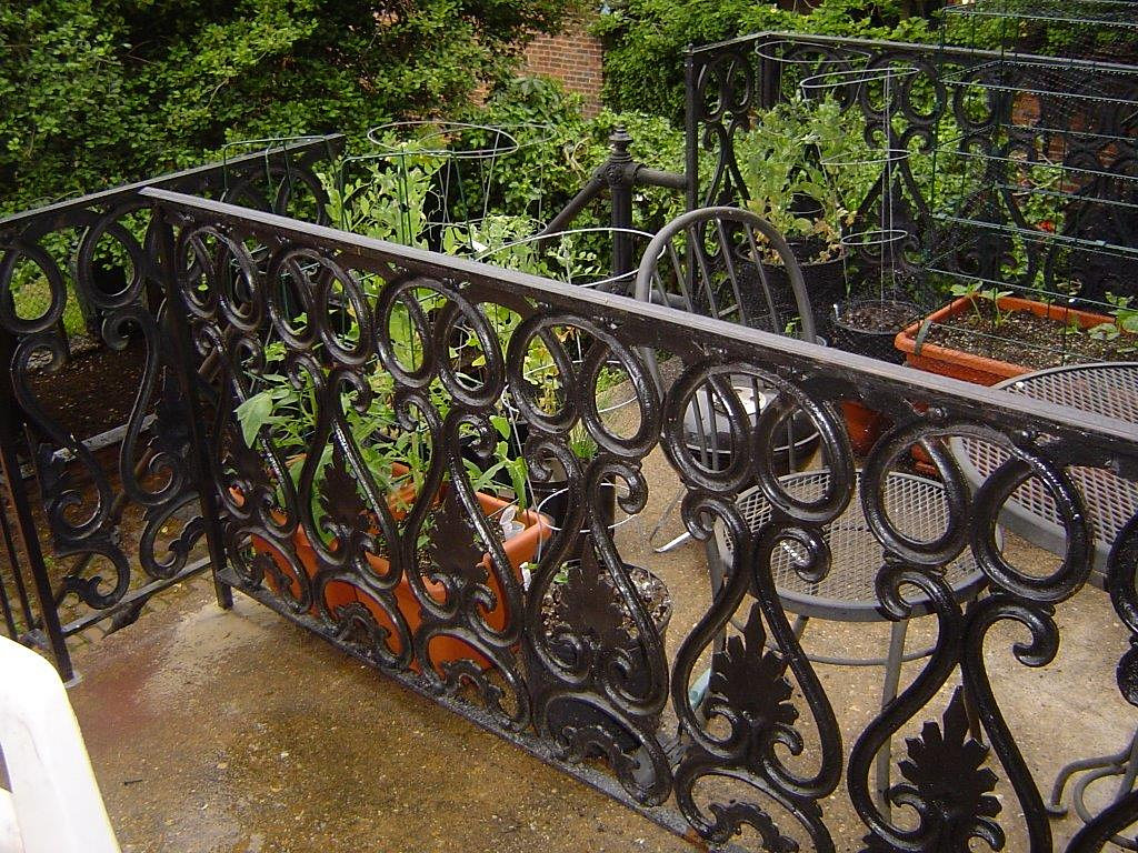 Ornamental railing panels - City Ornamental Iron Railing Porch Decorative Panels