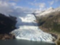 Glacier du Campo de hielo Norte, Chili
