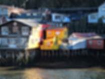 Palafitos à Chiloé
