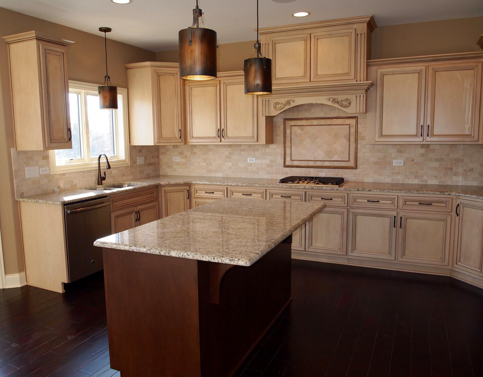 Stone Kitchen Homer Glen Granite Countertops Insignia Stone Kitchen Projects