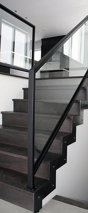 La perfection escalier for Escaliers modernes