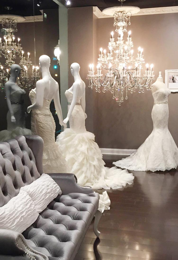 Store Wedding Dress 18 Cool