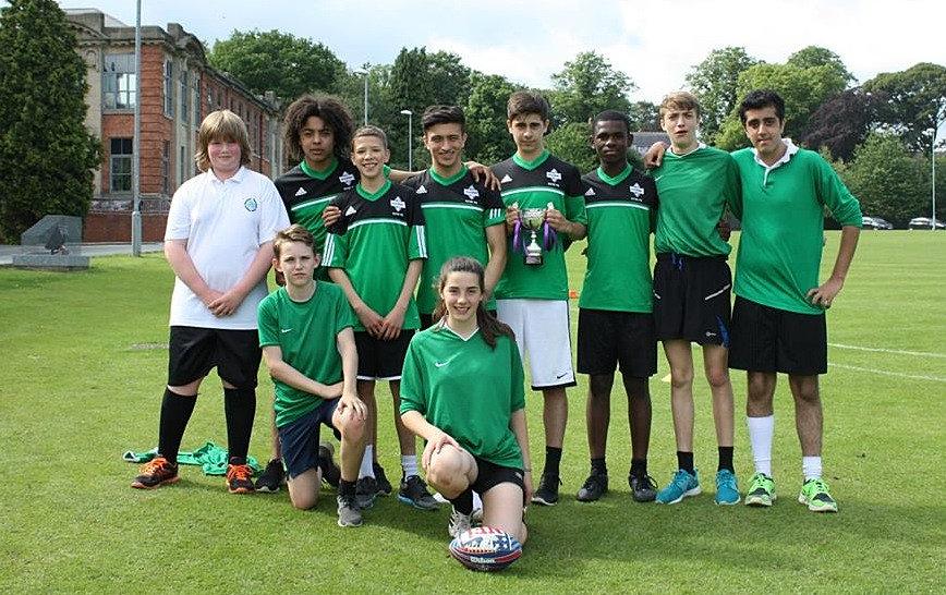 Leeds American Football Roundhay School