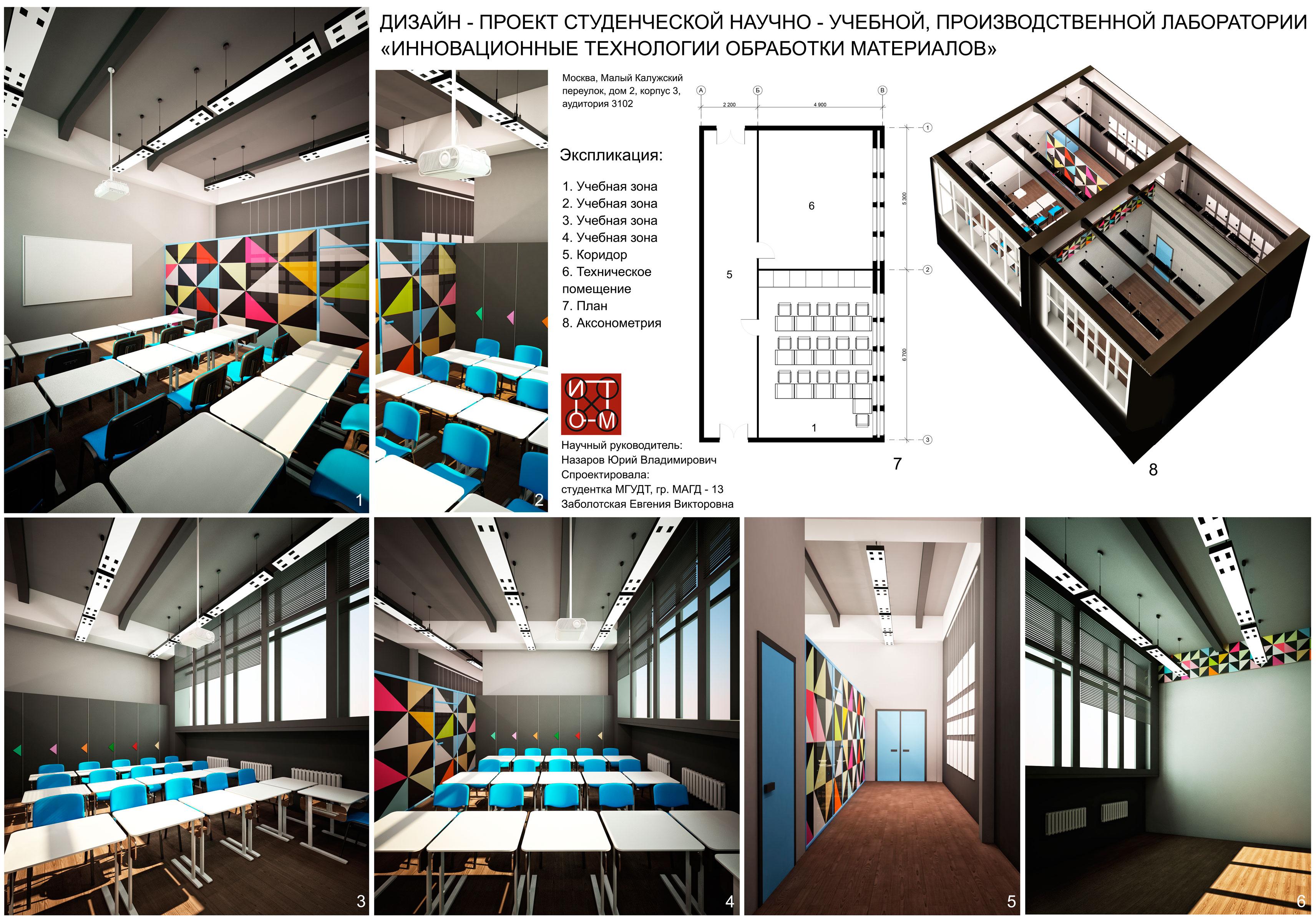 Подача проекта дизайна интерьера 180