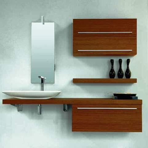 Expo cocinas del yaqui creaciones con estilo for Mueble bano minimalista