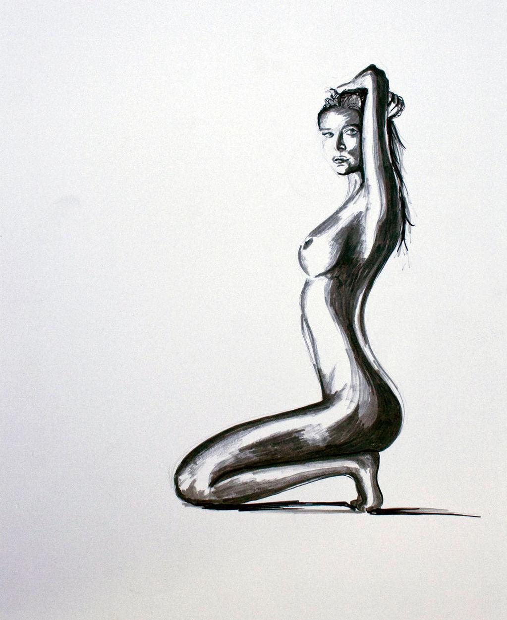 Nude Female III