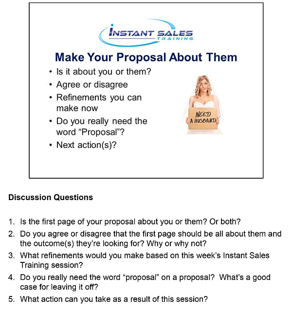 Chilton Chamber Make Your Proposals About Them