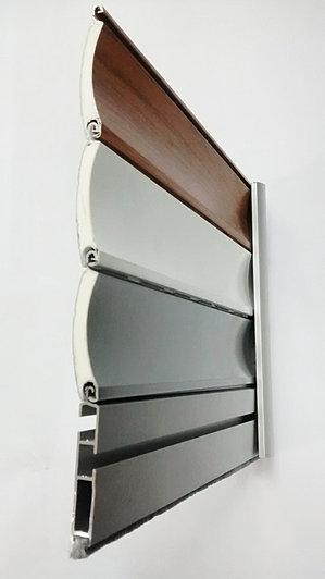 Cortinasmazzeo persianas de aluminio inyectado - Persianas antiruido ...