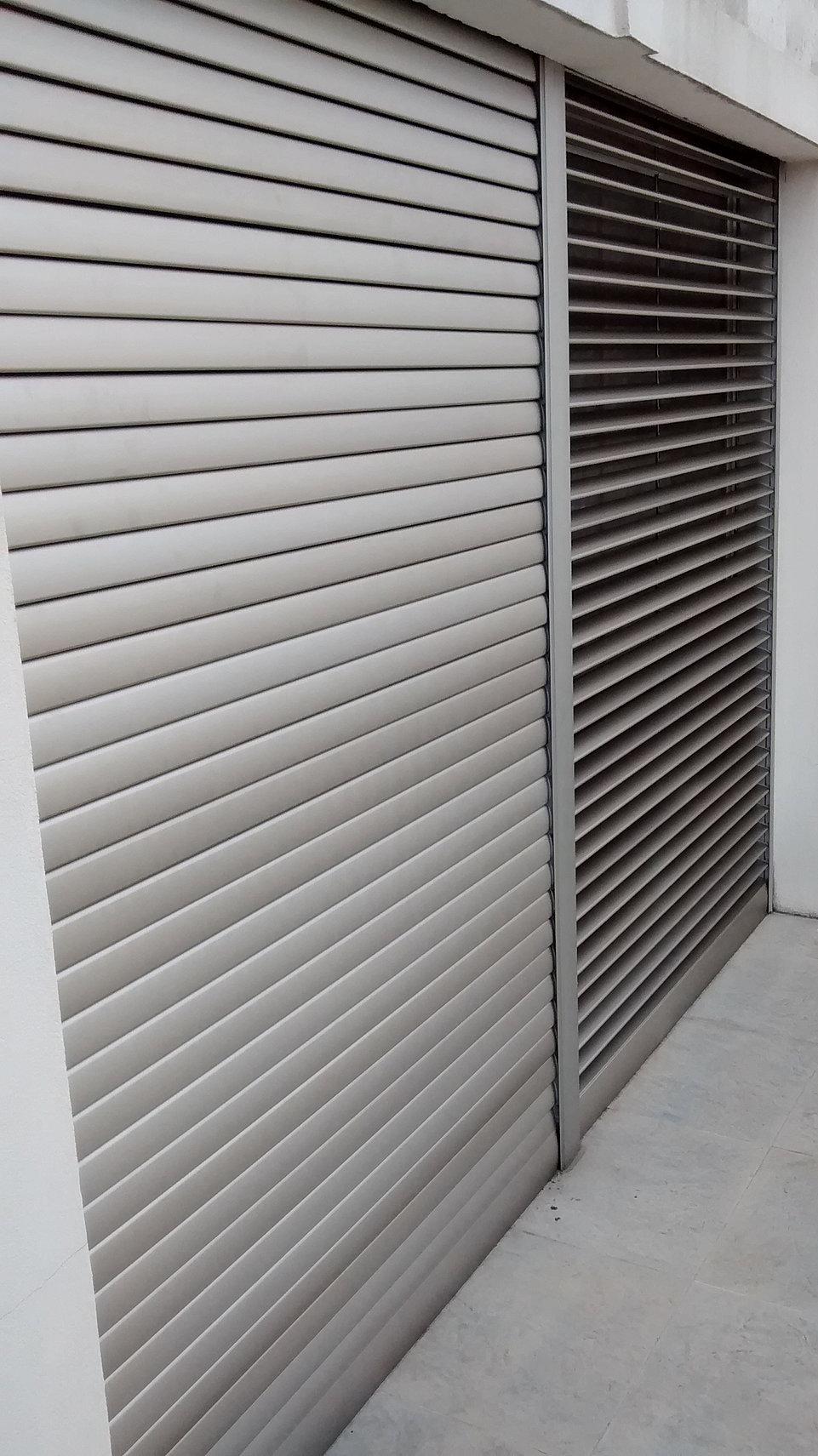 Cortinasmazzeo persianas de aluminio cortinas de enrollar - Percianas de aluminio ...