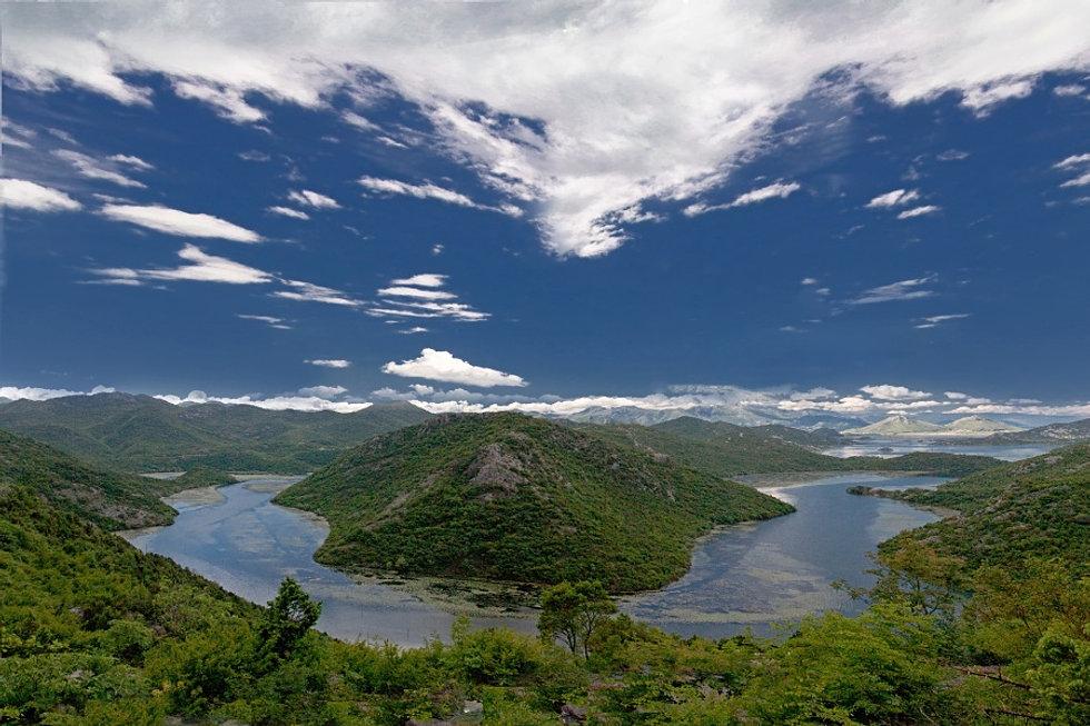 Fjord Rijeke Crnojevic