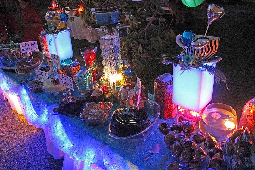 Mesa de dulces para xv a os mesa de dulces candy bar for Mesa de dulces para xv anos