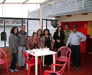 Reunión Familiar (Terraza)