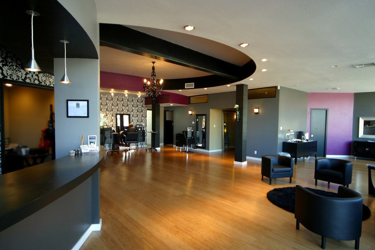 Image gallery high end hair salons for Image salon