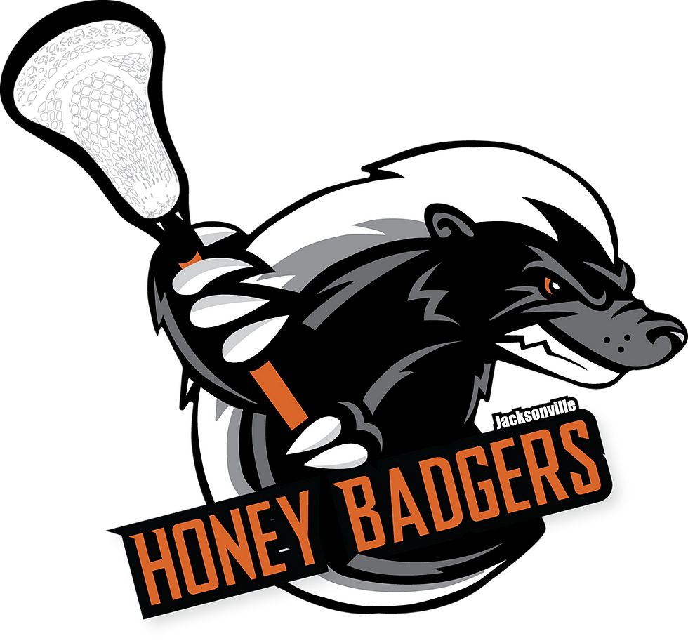 Honey badger logo