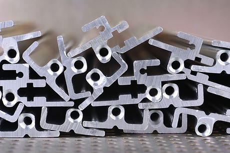 Metallic Pieces