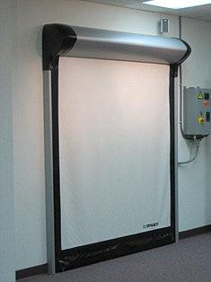 Carolina Industrial Systems Roll Up Doors