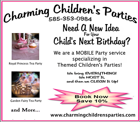 Birthday Party Ideas Rochester NY At KidsFudge.com.png