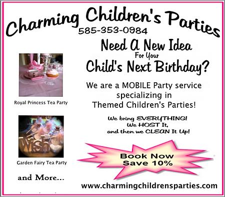 Birthday Party Ideas Rochester NY At KidsFudge