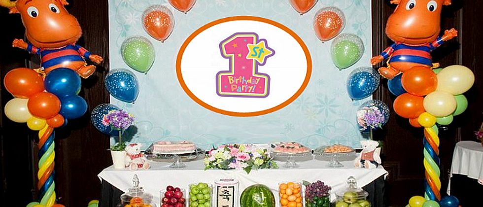 Find Locations For Your Childs First Birthday Party Rochester NY