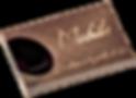 Exemple business card pour société factice