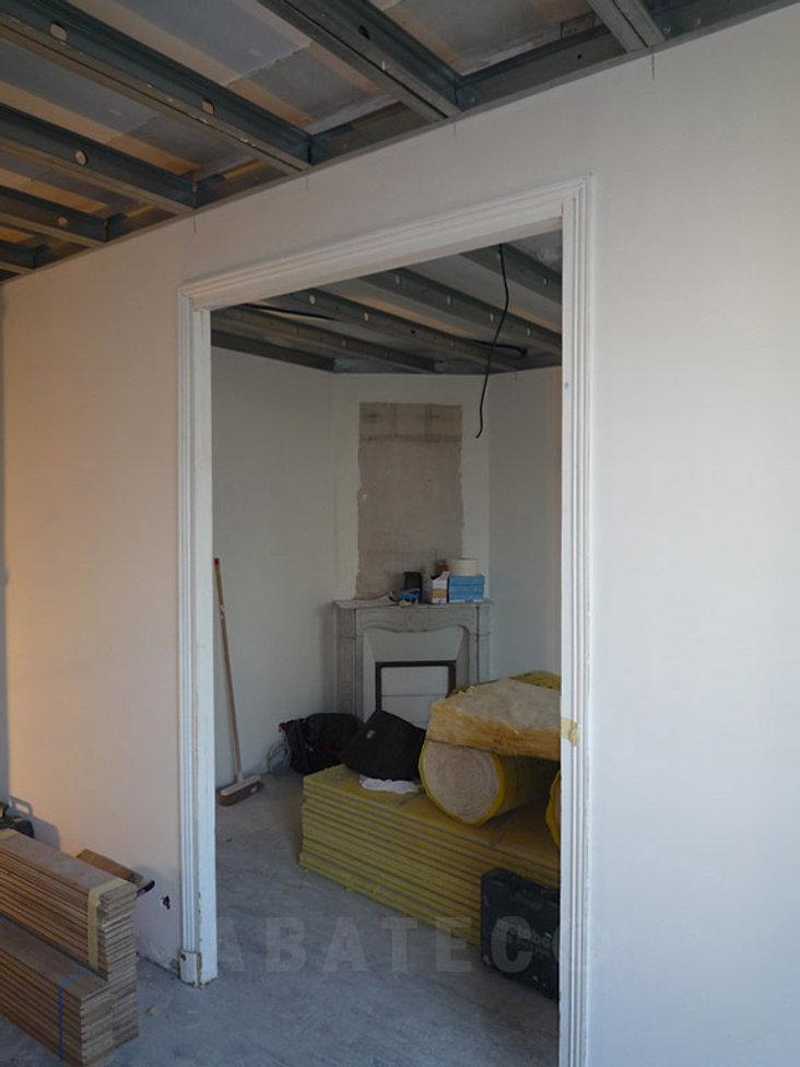 prix des travaux d 39 un appartement haussmannien. Black Bedroom Furniture Sets. Home Design Ideas