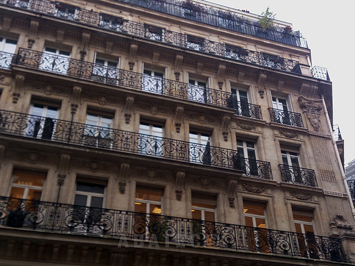 Prix r novation appartement haussmannien rue du louvres 75001 paris - Prix renovation appartement ...
