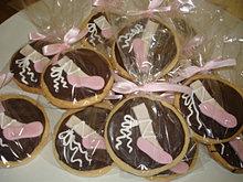 biscoito amanteigado confeitado