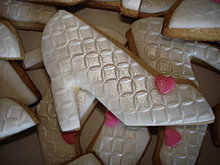 Biscoito e Trufas decoradas