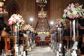 Alicia flowers wedding florist batroun lebanon wedding ceremony floral decoration junglespirit Images