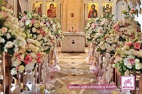 Alicia flowers wedding florist batroun lebanon wedding ceremony decoration junglespirit Images