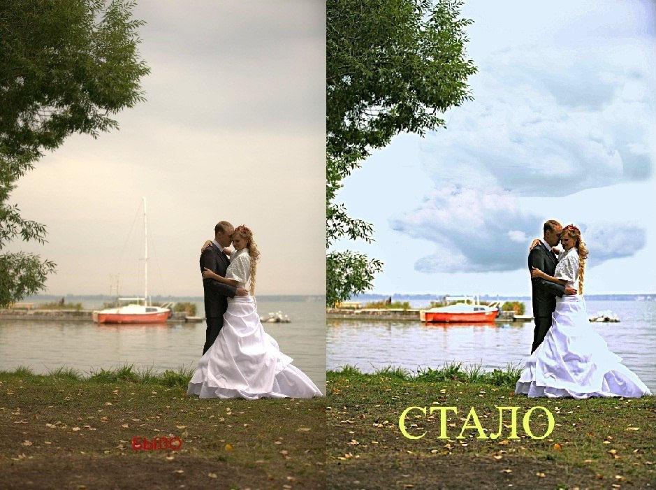 тоже обработка свадебных фото в лайтруме понравится мужчина