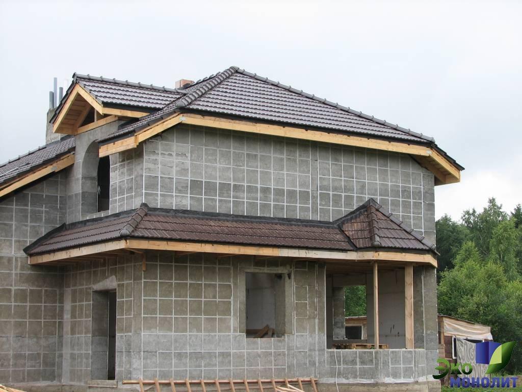 Строительный портал Buildlib - пеноблоки для строительства дома