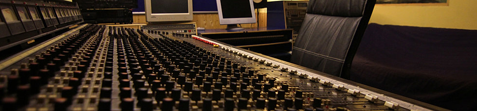 RedPlannet Productions, Recording Studios London, Recording Studios Wandsworth
