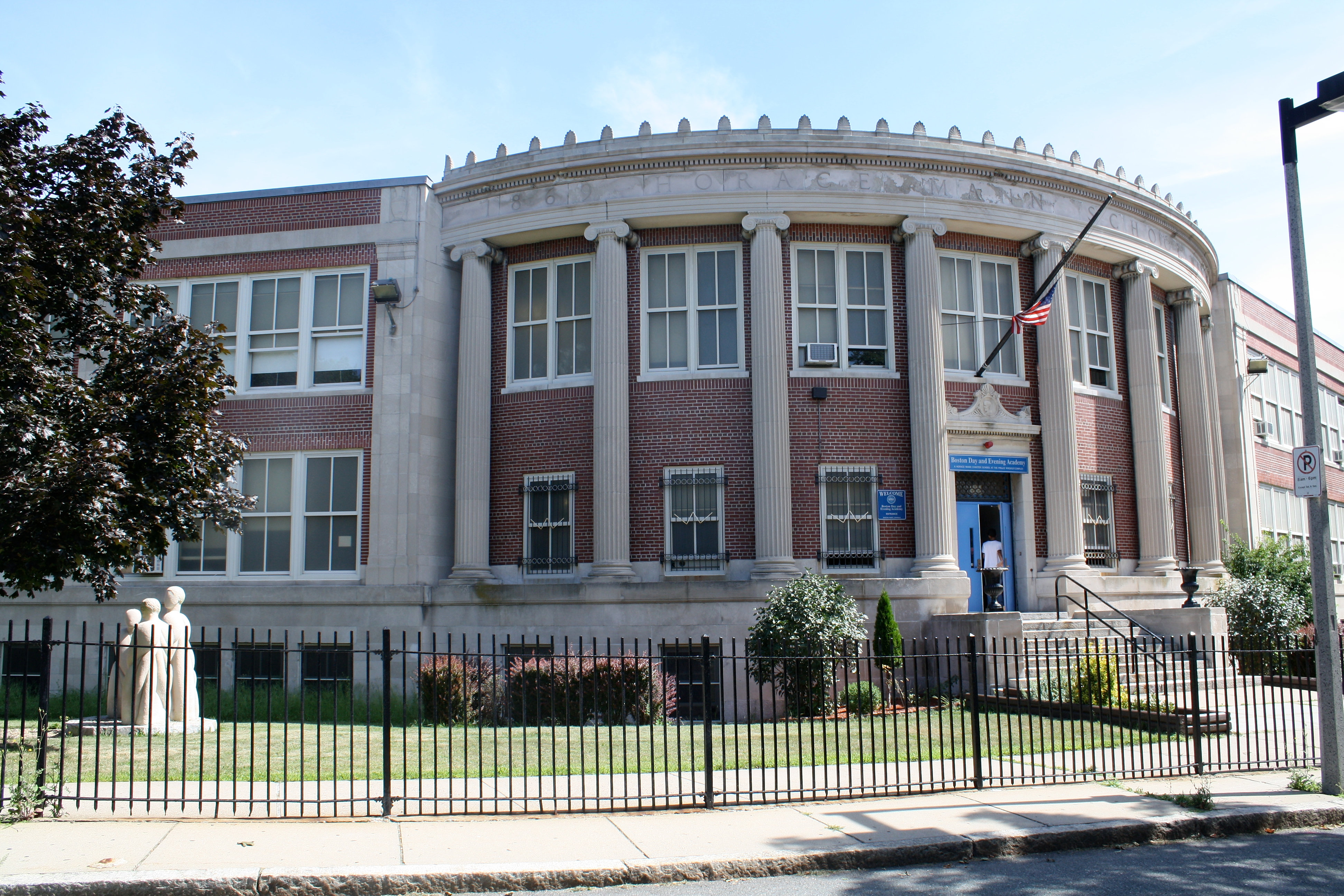 boston day and evening academy home page