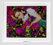 Judy Purple Poppies