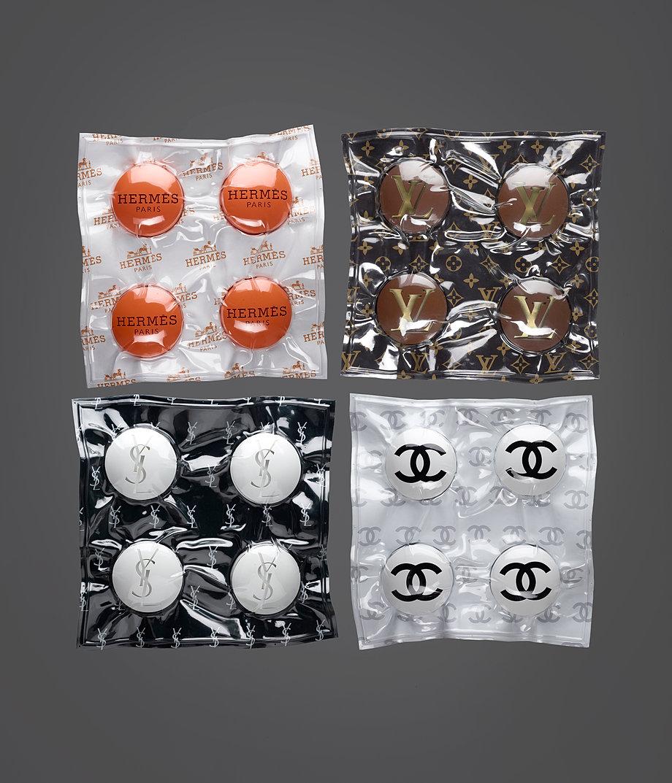 Designer Drugs Soft Pack of 4