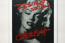 Desire Obtain Cherish Marilyn