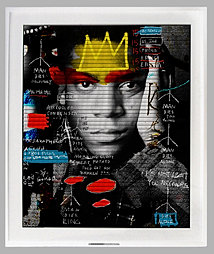 Basquiat For Blues