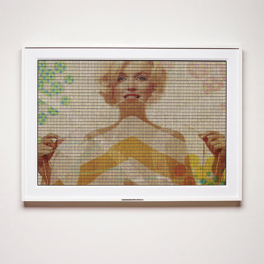 Marilyn Unvieled