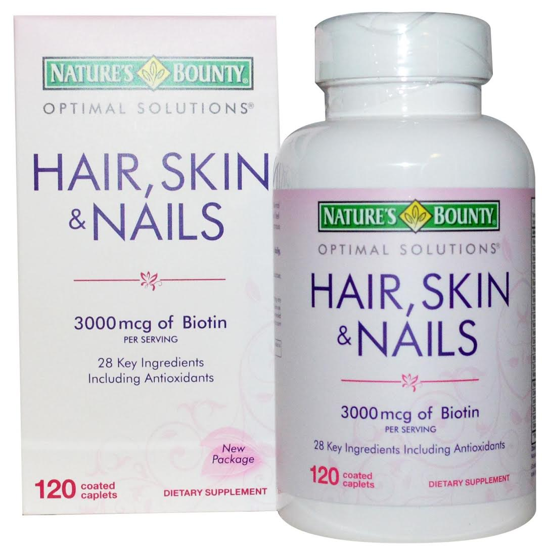 Collection Hair Skin Nails Vitamins Pictures - Cerene