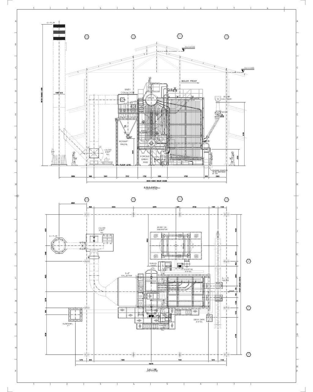 Mecdesigncol planos dise o maquinas tuberias ingenieria for Planos ingenieria civil