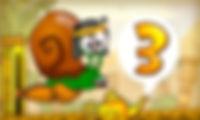 Snail Bob 3 Game Image