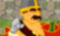 Fat Warrior 2 Game Image
