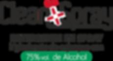 Logo Clean Plus Spray ES.png