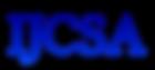 IJSCA标志