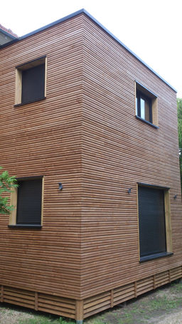 Xtendbois maison et agrandissement bois val doise maison for Agrandissement maison oise